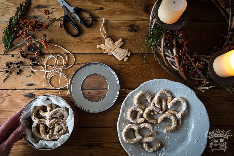 vaníliás kifli from the Taste of Memories countryside kitchen